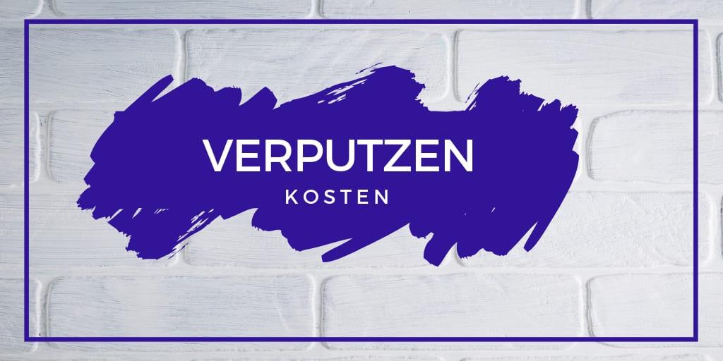 Bekannt Verputzen Kosten | Verputzen Preise | Putzarbeiten | HU37