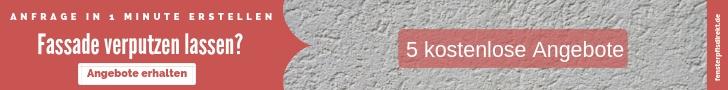 Verputzer finden Fassade verputzen lassen Außenputz