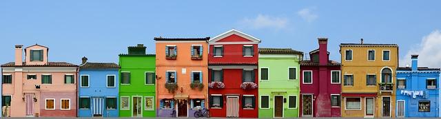 Fassade streichen Haus streichen Hausanstrich Kosten Farbgestaltung der Fassade